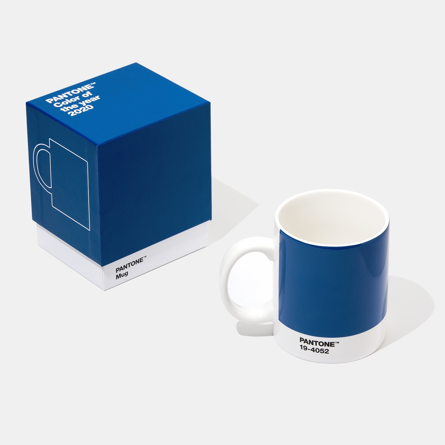 Pantone Universe Mug choice of 18 colours to revive your home or office