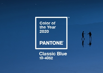 Color Of The Year 2020: PANTONE 19-4052 Classic Blue