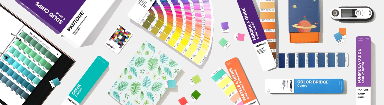Pantone Color Systems -- For Graphic Design