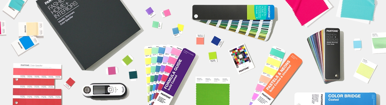 Pantone Color Systems - Intro