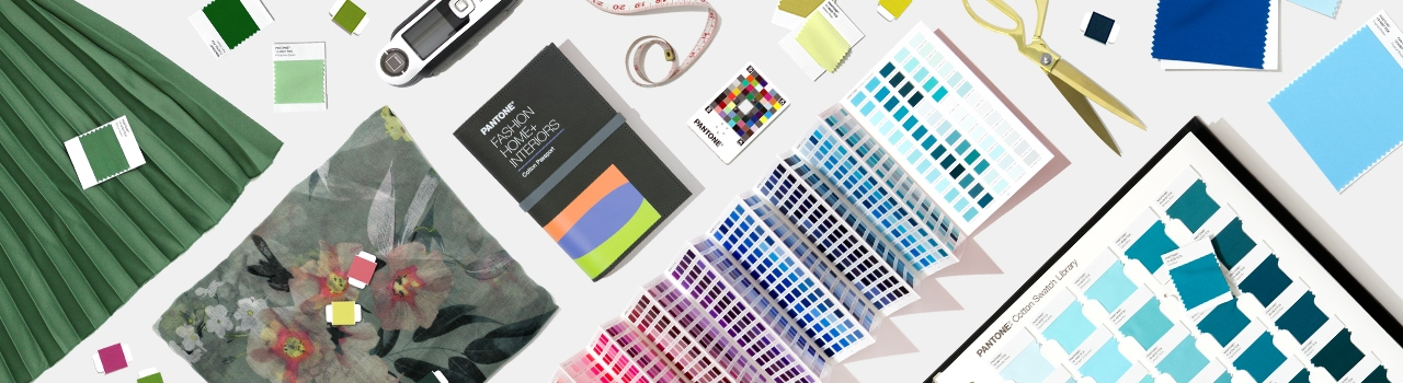 Pantone Color Systems - For Textiles