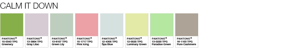 Color of the Year 2017 | Pantone Francais