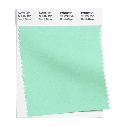 PANTONE 13-5412 Beach Glass