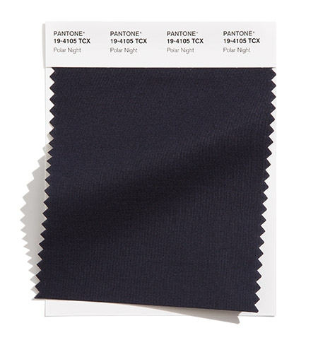 PANTONE 19-4105 Polar Night