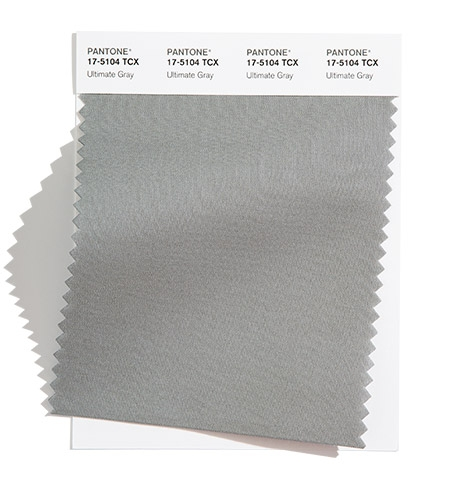 PANTONE 17-5104 Ultimate Gray