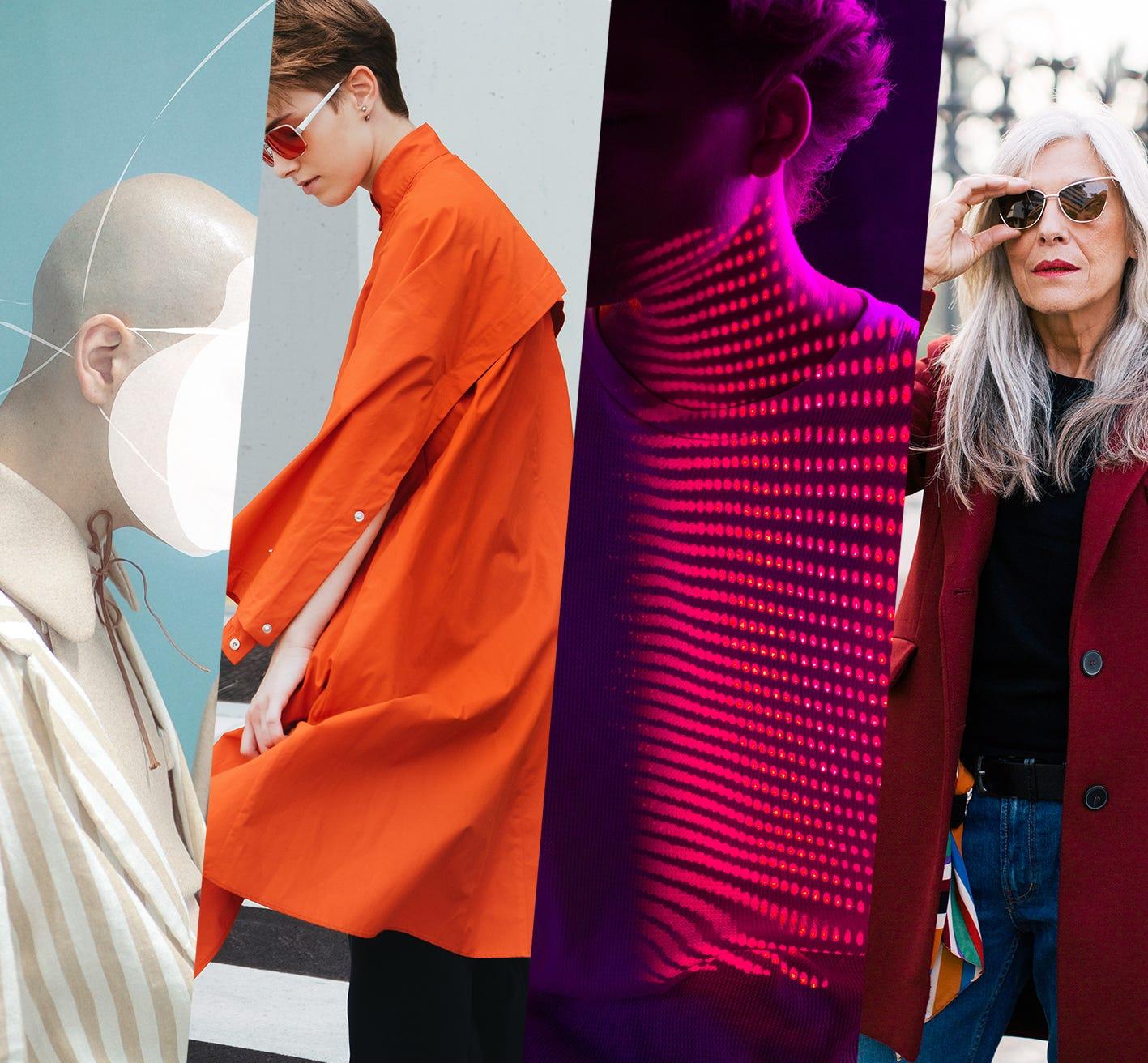 Fashion Color Trend Report New York Fashion Week Autumn Winter 2019 2020 Pantone