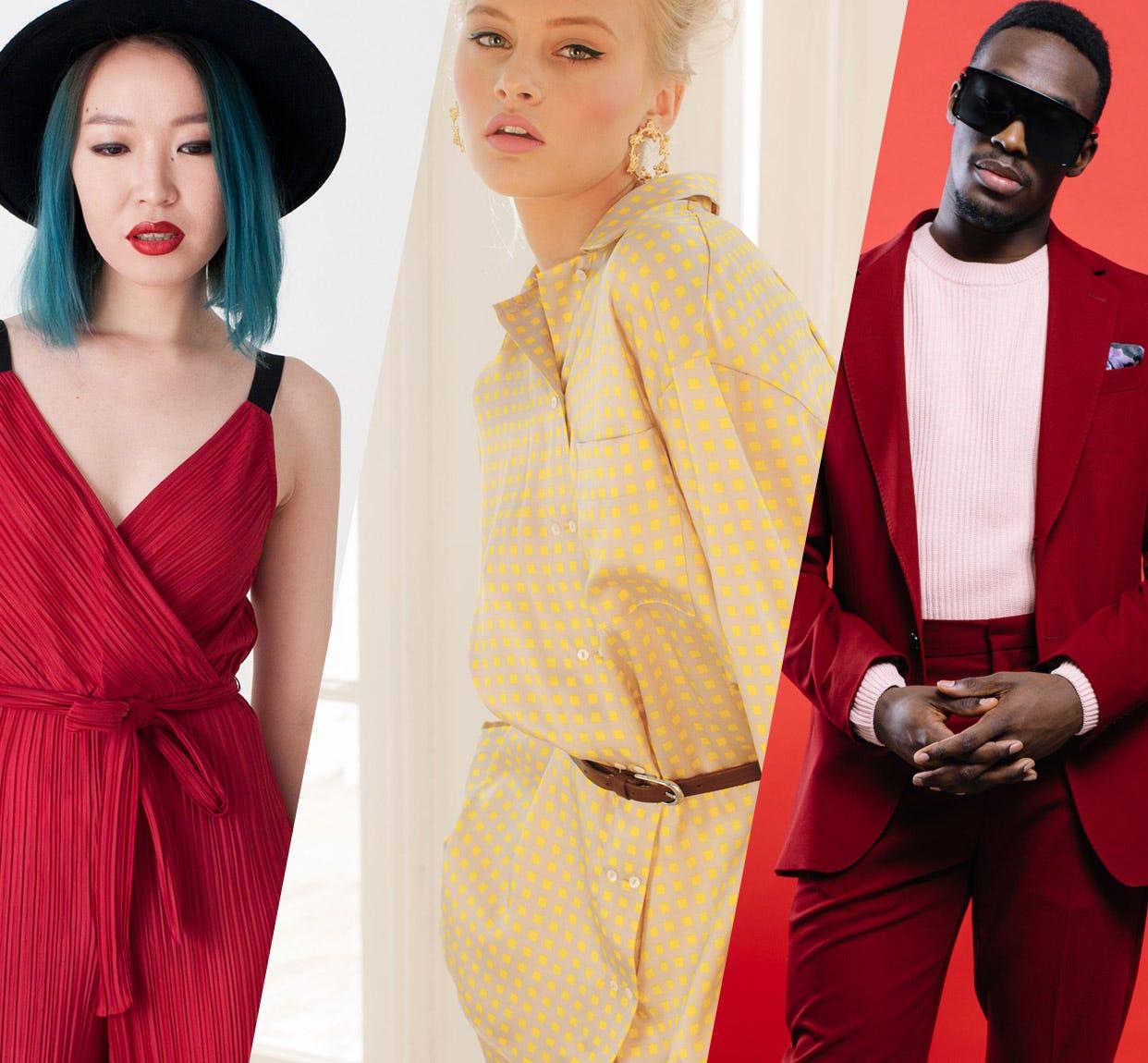 Fashion Color Trend Report New York Fashion Week Spring Summer 2020 Pantone