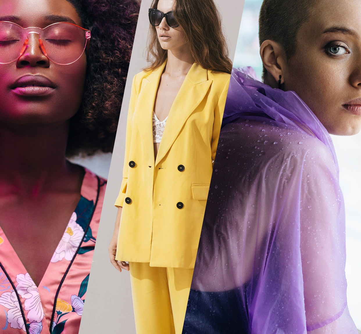Fashion Color Trend Report New York Fashion Week Spring Summer 2021 Pantone