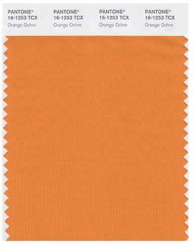 PANTONE® 16-1253 TCX Orange Ochre - Find a Pantone Color | Quick Online Color Tool | Pantone