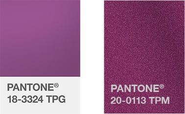 Pantone for Coatings & Pigments - Understanding the suffix