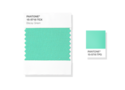 Pantone textile and TPG