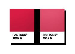 Pantone Graphics chips
