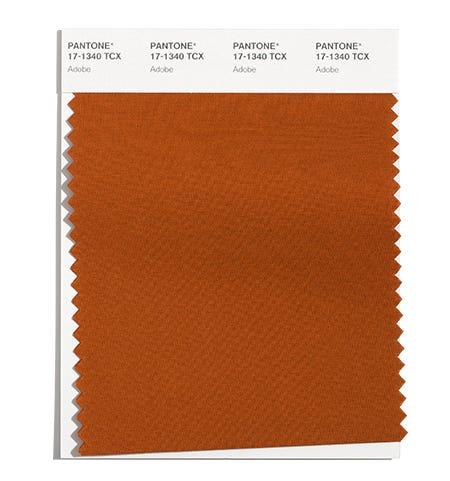 Pantone Cotton Swatch 17-1340 TCX