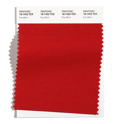 Pantone Cotton Swatch 18-1453 TCX