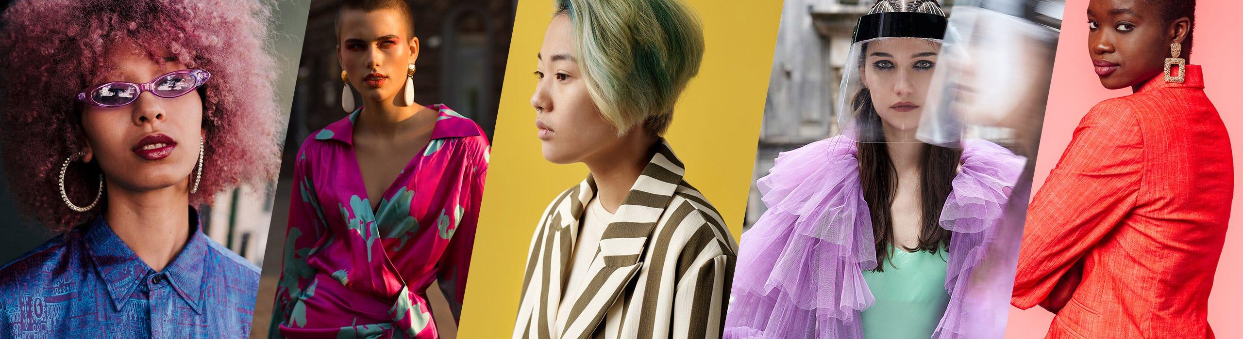 Fashion Colour Trend Report: London Fashion Week Spring/Summer 2022