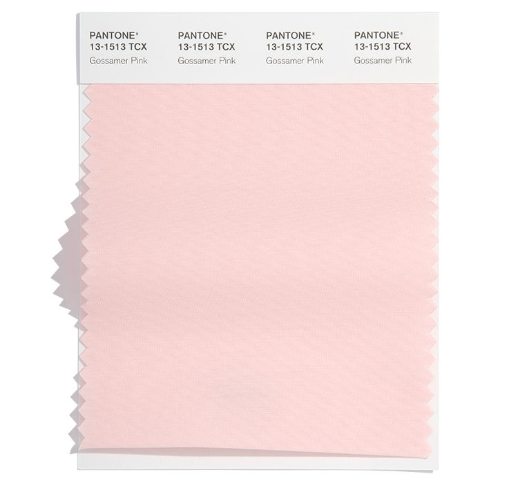 Pantone Cotton Swatch 13-1513 TCX