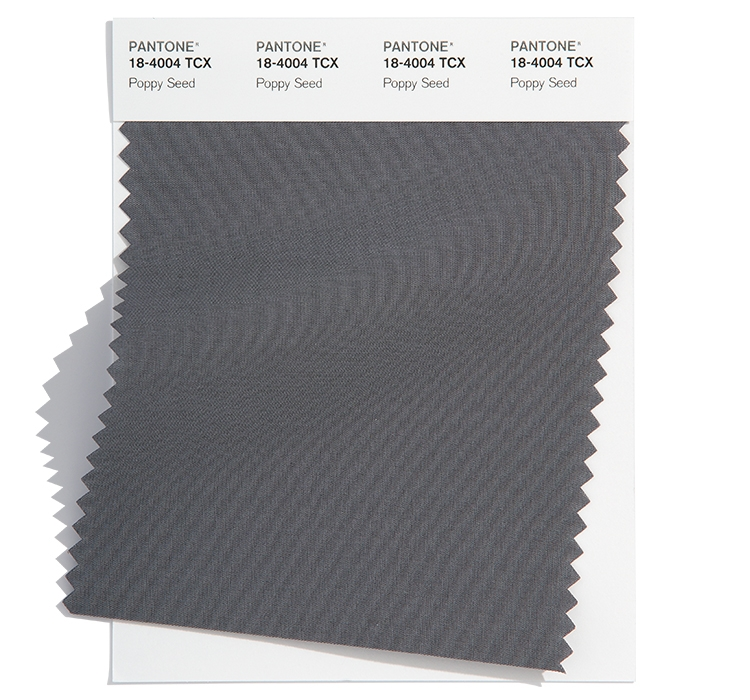 Pantone Cotton Swatch 18-4004 TCX